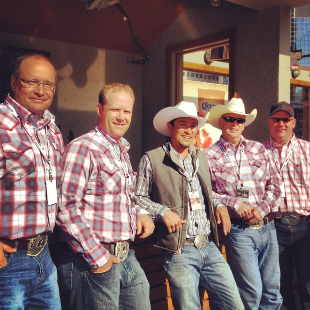 Morgan's 9th Annual Stampede Breakfast photos