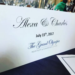 Alexa & Charles are married photos